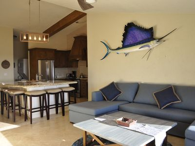 Photo for ALL NEW remodeled condo! Ocean Front on Beach 2 Bd 2 Ba Upper Level