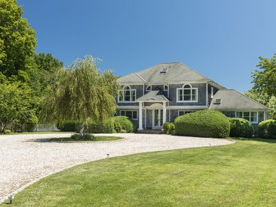 Photo for East Hampton Luxury South Of The Highway With Pool. Walk To Beach And Town.