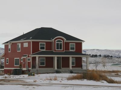 Photo for Bear Lake Red House.