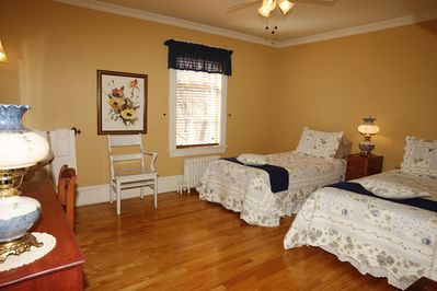 South bedroom-Double