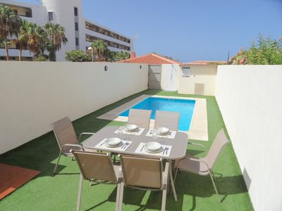 Photo for Amazing Duplex C7 In Callao Salvaje With Private Pool And Car Included!!