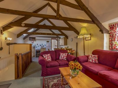 Photo for Weavers Cottage, Wringworthy - sleeps 7 guests  in 3 bedrooms