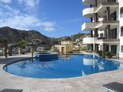 Photo for Splendid Condo Steps to Pool, Terrace Views, Minutes to Downtown & Medano Beach