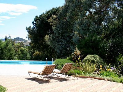 Photo for Villa In Mandelieu, Alpes -maritime With Private Pool