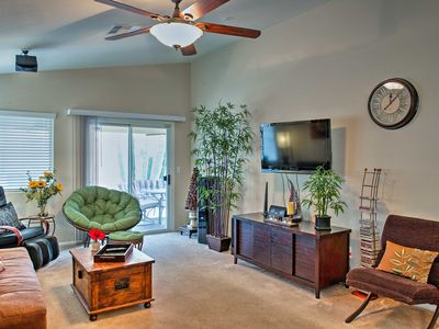 Photo for 3BR Las Vegas House w/Grill & Covered Porch!