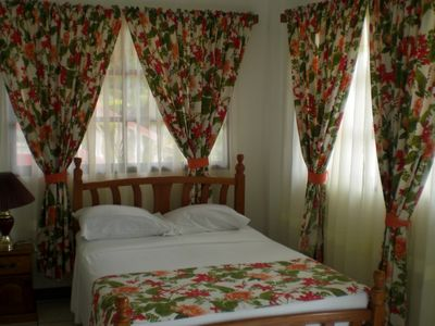 Photo for Guest house in Speyside Tobago,this apartment sleepstwo people