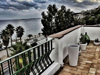 Photo for A TERRACE ON THE SEA