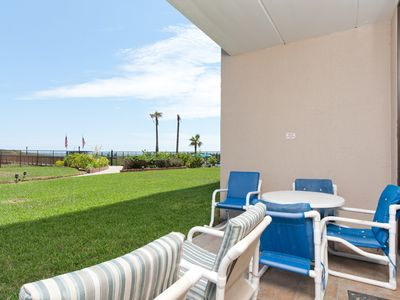 Photo for 3 bedroom /3 bath  beachfrontcondo - 106
