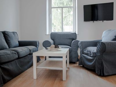 Photo for Modern furnished apartment in Halle Saale up to 5 persons