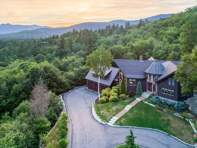 Photo for Solitude at Sunday River- Luxury Mountain Retreat on 5 Private Acres with Pond