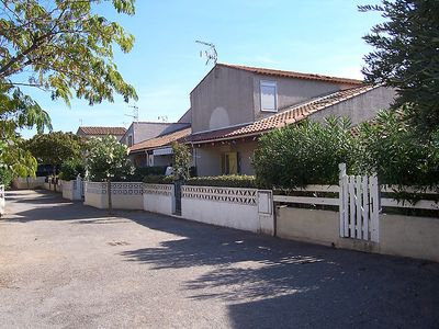 Photo for One bedroom Villa, sleeps 6 with Air Con and Walk to Beach & Shops