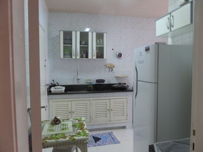 Photo for Apartment near the Metro, well located, close to downtown and the Maracana