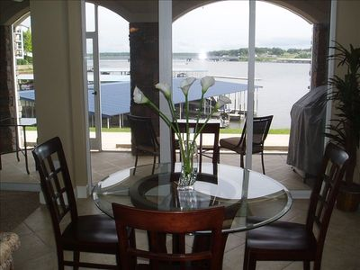 Dine Like Your Right There on the Water!