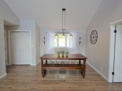 Photo for Spacious three-bedroom condo nestled in The Knolls