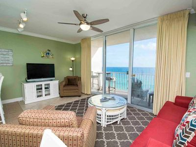 Photo for Tidewater Low 10th Flr 2 BR+Bunks 3 BA  Summer-Fall Deals 2 FREE Beach Chairs