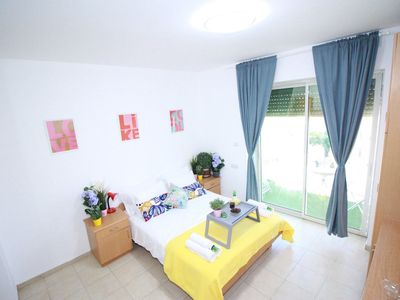 Photo for The Amazing Blue Apartment in the heart of Jerusalem