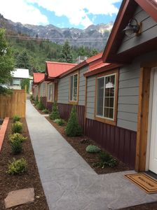 Photo for Newly Renovated 1 BR/1BA Suite In The Heart Of Downtown Ouray Main St. Sleeps 4