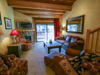 Photo for Pet Friendly, Remodeled, Walk to Eagle Lodge