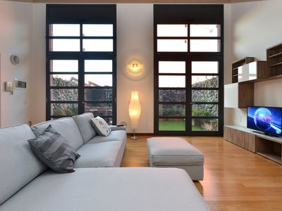 Photo for Two Bedroom Apartment - Garden Loft Milan