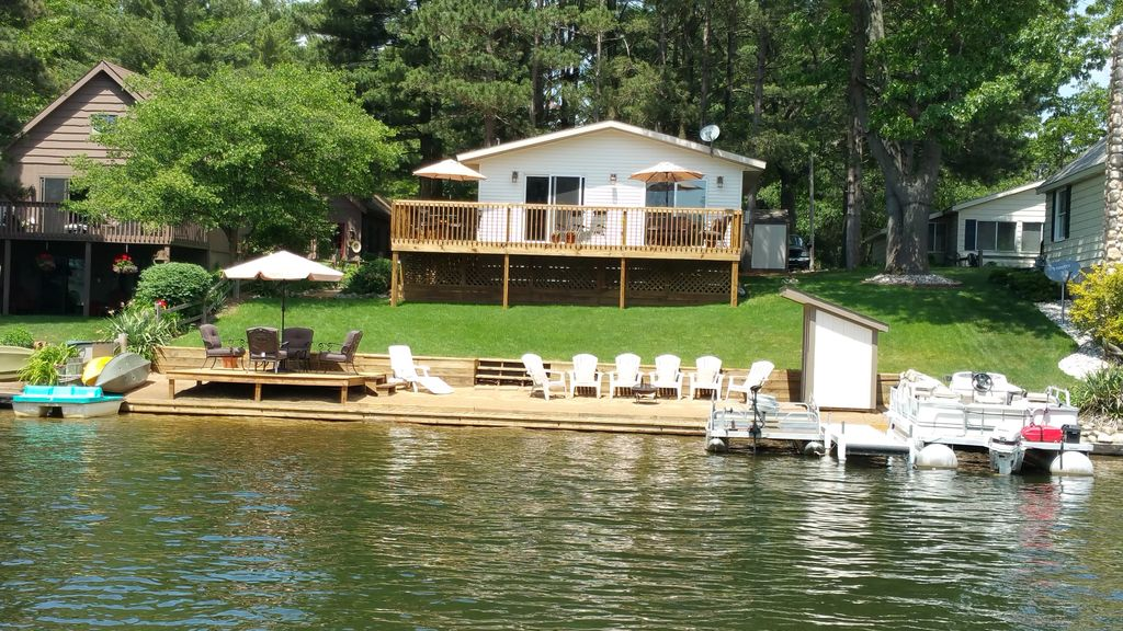 view summer anchor lake silver dune rentals in cottage vacation macdonald