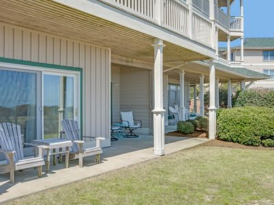 Photo for The Lite House: 3 BR / 3 BA condo in Corolla, Sleeps 6