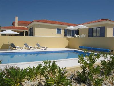Photo for A  villa with private pool and private tenniscourt, uniquely located