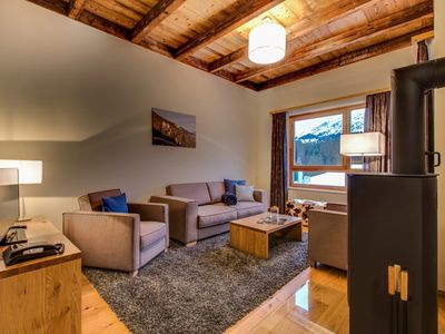 Photo for 6-person apartment in the holiday park Landal Alpine Lodge Lenzerheide - in the mountains/rolling countryside