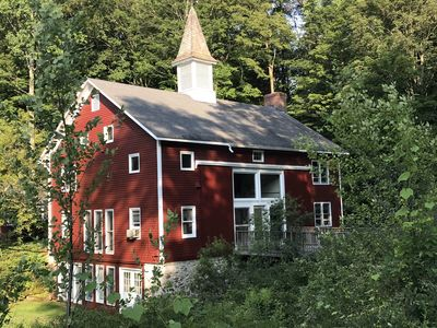Renovated barn in Stockbridge MA