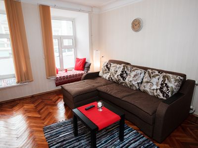 Photo for Three rooms apartment for 7 people