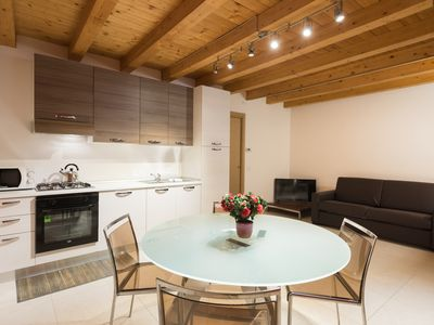 Photo for Dimora San Zeno 7 -Modern and cozy apartment close to San Zeno Basilica