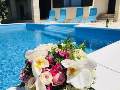 Photo for villa with private pool and large garden