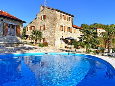 Photo for Vacation home Villa Plac  in Buje/Krasica, Istria - 8 persons, 4 bedrooms