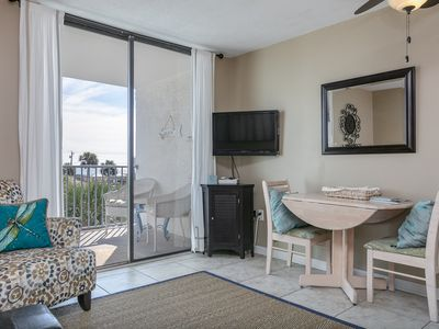 Photo for Water view condo w/ multiple pools, hot tub, tennis, pier & boat launch!