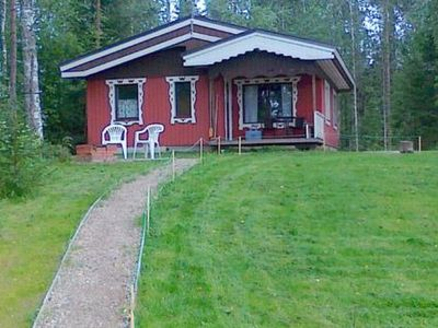 Photo for Vacation home Kuusela in Kaavi - 4 persons, 2 bedrooms