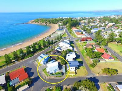 Beachcomber Port Elliot Beachfront Horseshoe Bay, Encounter Holiday Rentals