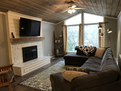 Photo for Recently Remodeled Ski Retreat Minutes Away From the Mountains