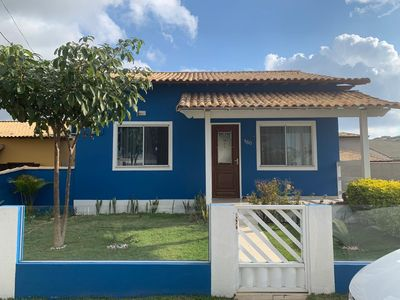 Photo for Excellent house with pool, 800 meters from Dunas do Peró Beach