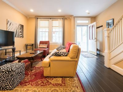 Photo for Beautiful DC RowHouse in a quiet&safe neighborhood