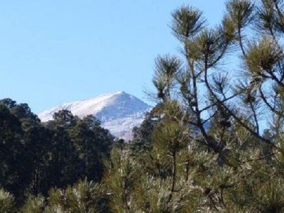 Photo for Cool Mountain Paradise facing Golf Course and Sierra Blanca Mtn.