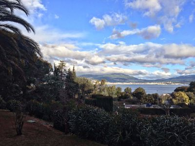 Photo for Duplex seafront in the gulf of ajaccio