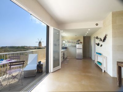 Photo for APT EIGHT BLUE 2 Bedroom  GozoWindmill  LUXURY APARTMENT