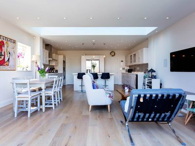 Photo for Luxurious Wandsworth 3 bed. home. Reaching Victoria in 25 mins! (Veeve)