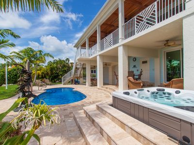 Photo for 🧜♀️ Luxury Series Waterfront Vacation Home | Exclusive Availability