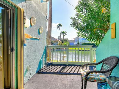 Photo for Waterfront condo w/ a shared pool, dock, & great views - close to beaches!