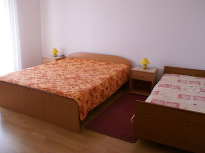 Photo for 1BR Apartment Vacation Rental in Krk, Primorsko-goranska županija