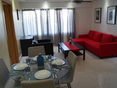 Photo for New, modern and amazing - 1 - Bedroom - Apartment In The Heart Of Santo Domingo