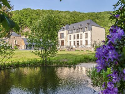 Photo for 24 bedroom Chateau, sleeps 60 with FREE WiFi
