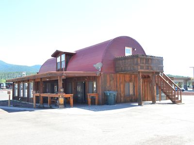 Photo for Grand Canyon Brewery and Distillery Cabin-Historic Tack House