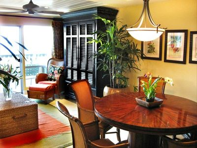 Living and Dinning Rooms