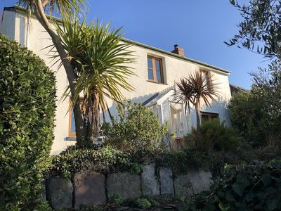 Excellent Rosehill Cottage Slapton South Devon Pet Friendly 4 Bedrooms Sleeps 7 Kingsbridge Interior Design Ideas Gentotryabchikinfo